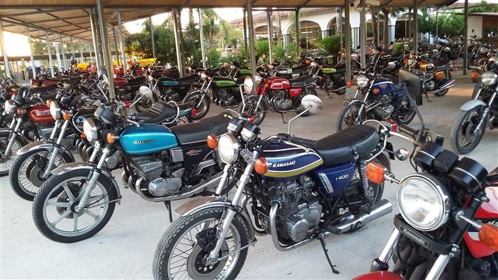 moto d'epoca storiche Giapponesi Honda Suzuki Kawasaki