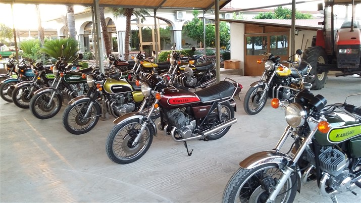 Moto Honda CB 750 Four storica anni 70 vasta gamma