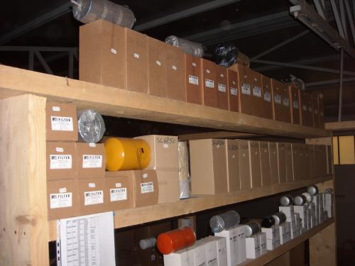 Filtri Aria-Olio-Gasolio-Idraulici