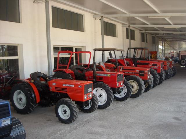 Vasta Gamma di trattori Same usati e seminuovi
