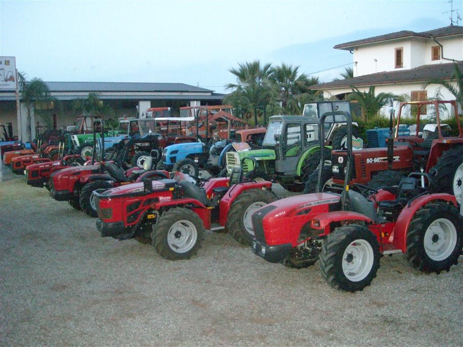trattori gommati frutteto e campo aperto vasta gamma