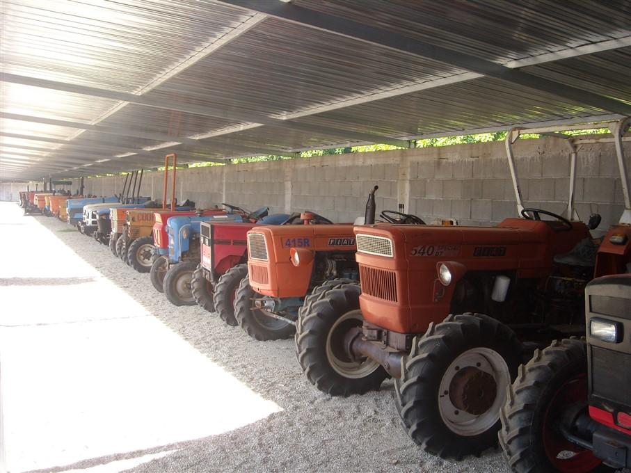 Trattori Fiat serie oro 500 540 480 600 640 1000 DT ecc