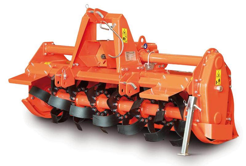 Fresa Sicma RC ,Fissa medio-pesante. Da 35 a 55 HP, a 4 velocità, PTO 540 rpm