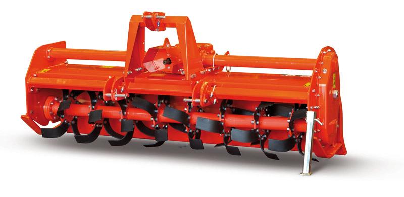 Fresa Sicma RD Fissa medio-pesante. Da 35 a 60 HP, a 4 velocità - PTO 540 rpm
