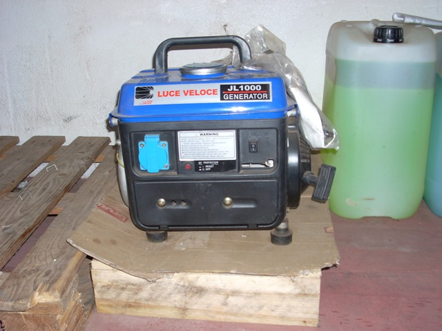 Generatore Corrente 1Kw Benzina