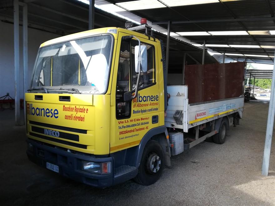 Camion Iveco Eurogargo 65E 12