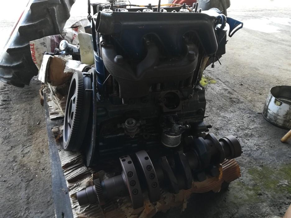 Motore usato completo per trattore Same Minitauro 60 dt