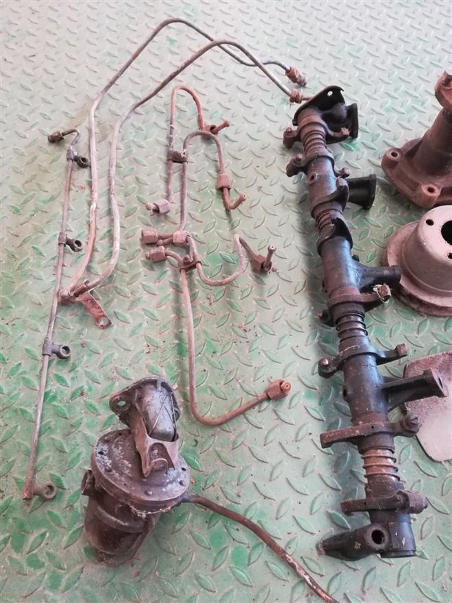 Ricambi usati Motore per Trattore Fordson Dexta