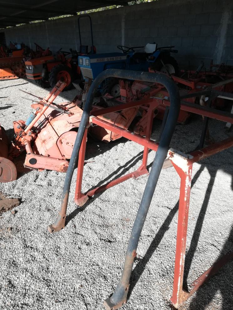 Arco di protezione usato roll bar per trattore agricolo