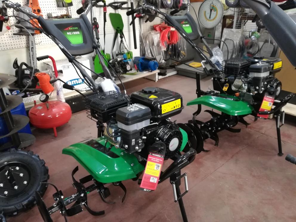 motozappa ACTIVE  AC1000 professionale