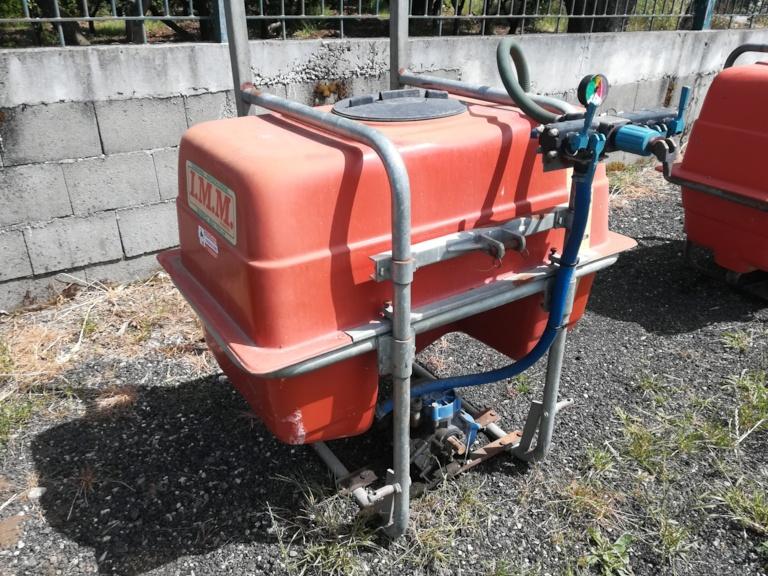 Gruppo Irrorante I.M.M.portato 400 litri