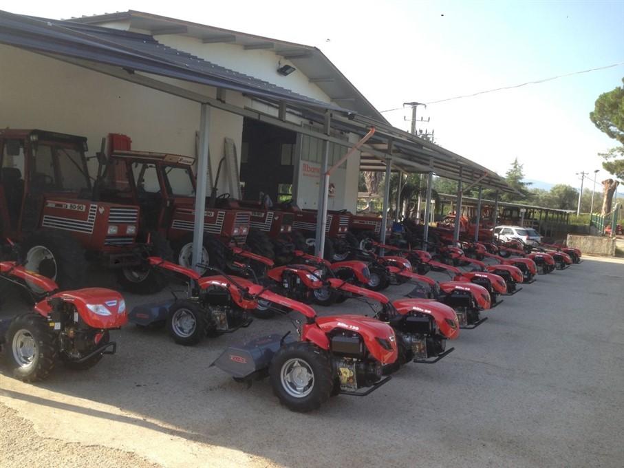 Motocoltivatori Valpadana nuovi da 5,5 a 17,5 cv benzina e diesel