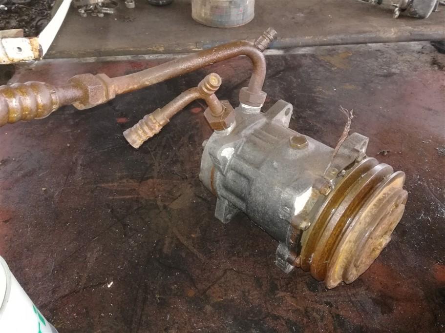 Motorino aria Condizionata usato Cabina Trattore