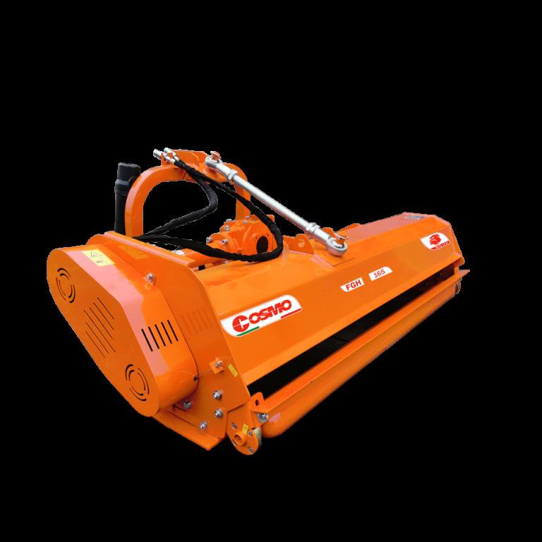 Trincia COSMO FGH 125 -125 cm di Lavoro-Kg 276 spostamento Idraulico
