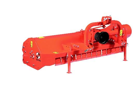 Trincia sicma TSN Fisso o Spostabile medio-pesante. Da 35 a 70 HP, PTO 540 rpm