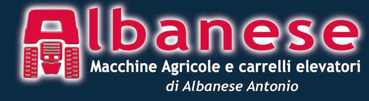 CONTATTACI SULLA NUOVA E-MAIL : ditta.albanese@libero.it