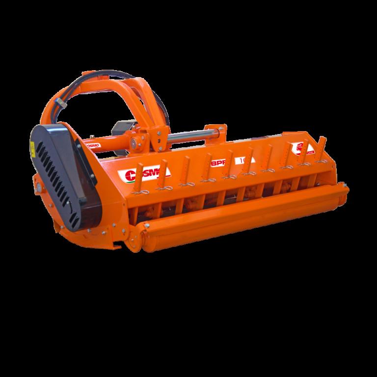 Trincia Cosmo BPF 180 -180 cm di Lavoro -Kg 736 Spostamento Idraulico